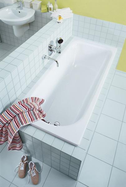 Ванна стальная Kaldewei 1129.0001.0001